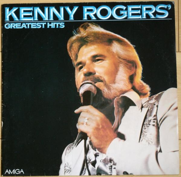 Bild Kenny Rogers - Greatest Hits (LP, Comp) Schallplatten Ankauf