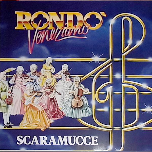 Cover Rondò Veneziano - Scaramucce (LP, Album, RE) Schallplatten Ankauf