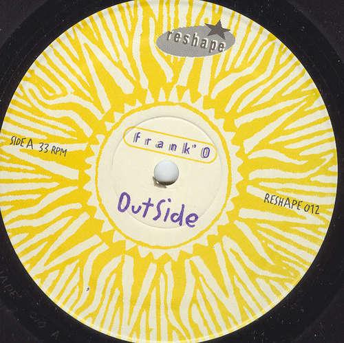 Cover Frank 'O Moiraghi - Outside (12) Schallplatten Ankauf