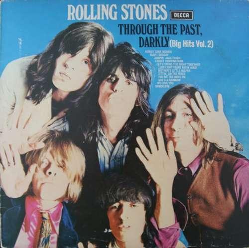 Cover The Rolling Stones - Through The Past, Darkly (Big Hits Vol. 2) (LP, Comp) Schallplatten Ankauf