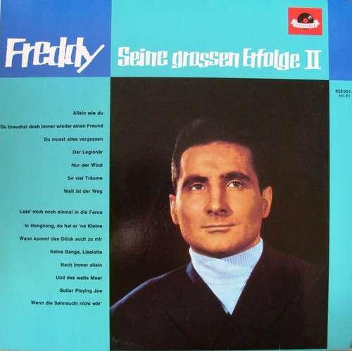 Bild Freddy* - Seine grossen Erfolge II (LP, Comp, Mono, RE) Schallplatten Ankauf