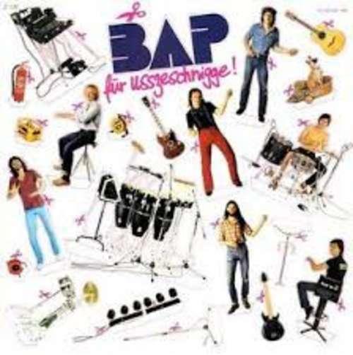 Bild BAP - Für Usszeschnigge! (LP, Album, Gat) Schallplatten Ankauf