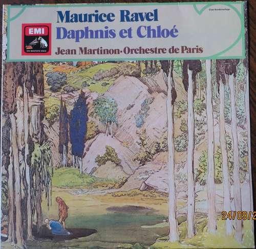 Bild Maurice Ravel, Jean Martinon, Orchestre de Paris - Daphnis Et Chloe (LP, Club) Schallplatten Ankauf