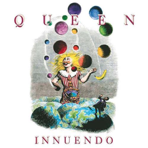 Cover Queen - Innuendo (2xLP, Album, RE, RM, Gat) Schallplatten Ankauf