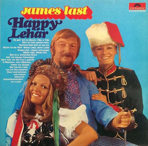 Bild James Last - Happy Lehár (LP, Mixed) Schallplatten Ankauf