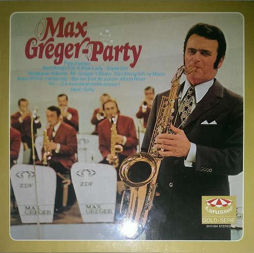 Bild Max Greger - Party (LP) Schallplatten Ankauf