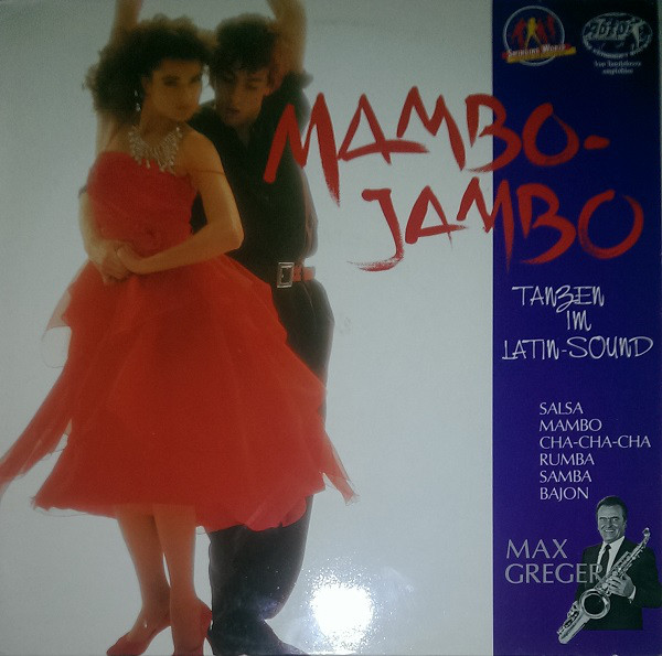 Cover zu Max Greger - Mambo Jambo (LP, P/Mixed) Schallplatten Ankauf