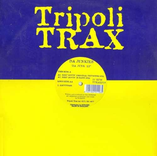 Bild Da Junkies - Da Junk EP (12, EP) Schallplatten Ankauf