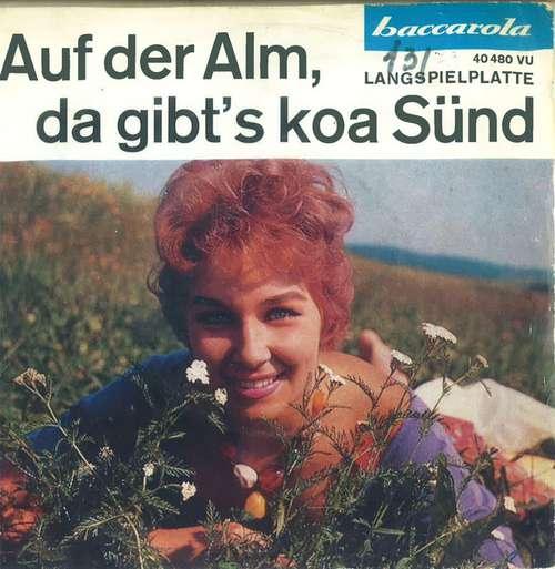 Bild Various - Auf Der Alm, Da Gibt's Koa Sünd (7, EP) Schallplatten Ankauf