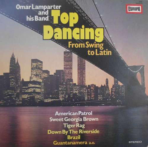 Cover Omar Lamparter And His Band - Top Dancing - From Swing To Latin (LP, Album) Schallplatten Ankauf