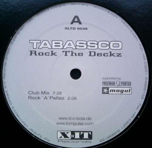 Bild Tabassco - Rock The Decks (12) Schallplatten Ankauf