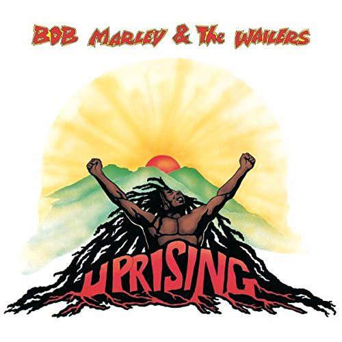 Cover Bob Marley & The Wailers - Uprising (LP, Album, RE, 180) Schallplatten Ankauf