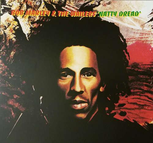 Cover Bob Marley & The Wailers - Natty Dread (LP, Album, RE, RM, 180) Schallplatten Ankauf