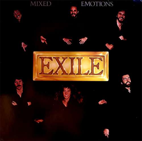 Bild Exile (7) - Mixed Emotions (LP, Album) Schallplatten Ankauf