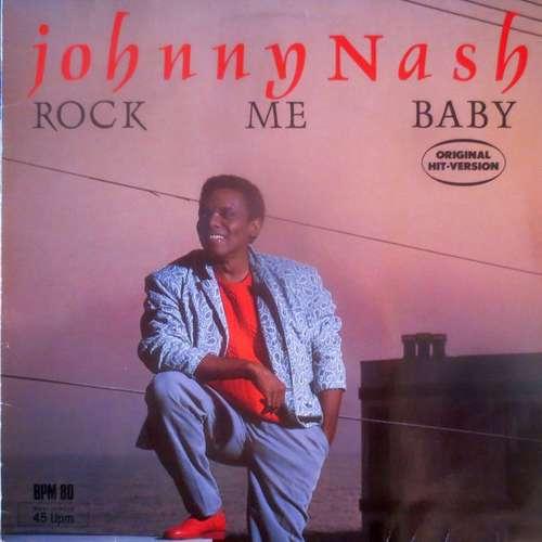 Bild Johnny Nash - Rock Me Baby (12, Maxi) Schallplatten Ankauf