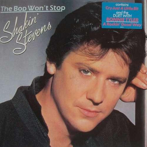 Bild Shakin' Stevens - The Bop Won't Stop (LP, Album) Schallplatten Ankauf