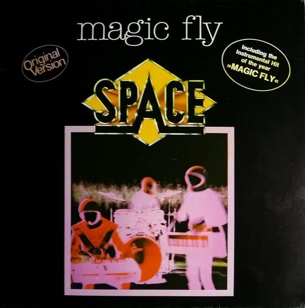 Cover Space - Magic Fly (LP, Album) Schallplatten Ankauf