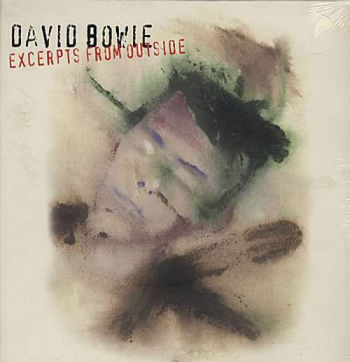 Cover David Bowie - Excerpts From Outside (The Nathan Adler Diaries: A Hyper Cycle) (LP, Album) Schallplatten Ankauf