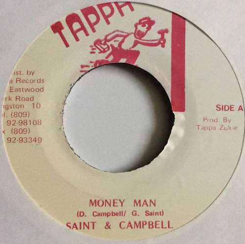 Bild Saint* & Campbell* - Money Man (7, Single) Schallplatten Ankauf