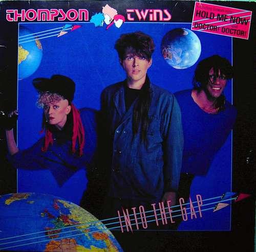 Cover Thompson Twins - Into The Gap (LP, Album) Schallplatten Ankauf