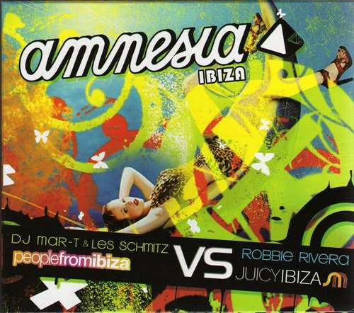 Cover DJ Mar-T* & Les Schmitz vs Robbie Rivera - Amnesia Ibiza 2006 Essential (2xCD, Mixed + DVD, PAL + Comp) Schallplatten Ankauf
