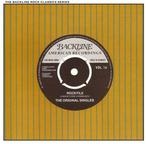 Bild Various - Rockfile Volume 16 (CD, Comp, RM) Schallplatten Ankauf