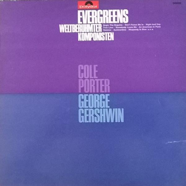Cover Various - Evergreens Weltberühmter Komponisten Vol. 1 (LP, Comp) Schallplatten Ankauf