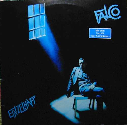 Cover Falco - Einzelhaft (LP, Album) Schallplatten Ankauf
