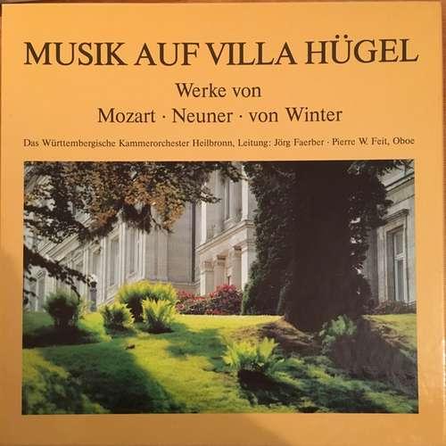 Bild Mozart*, Neuner*, Von Winter* / Württembergisches Kammerorchester, Jörg Faerber, Pierre W. Feit - Musik auf Villa Hügel (2xLP) Schallplatten Ankauf