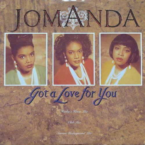 Bild Jomanda - Got A Love For You (12) Schallplatten Ankauf