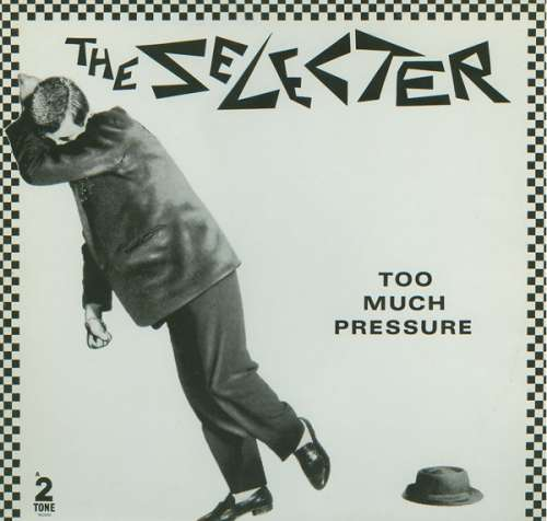 Cover The Selecter - Too Much Pressure (LP, Album) Schallplatten Ankauf