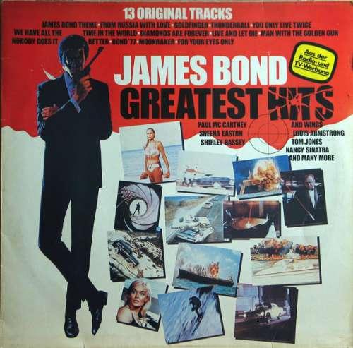 Cover Various - James Bond Greatest Hits (LP, Comp) Schallplatten Ankauf