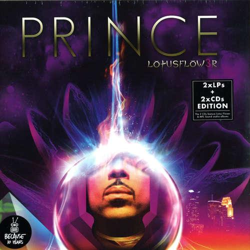 Cover Prince - Lotusflower (2xLP, Album + 2xCD, Album + Ltd, RE) Schallplatten Ankauf