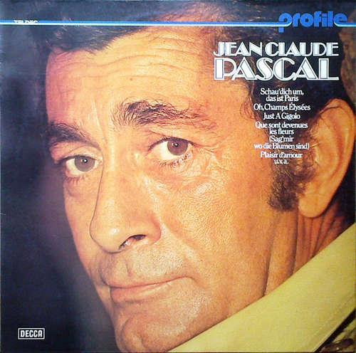 Bild Jean Claude Pascal* - Jean Claude Pascal  (LP, Comp) Schallplatten Ankauf
