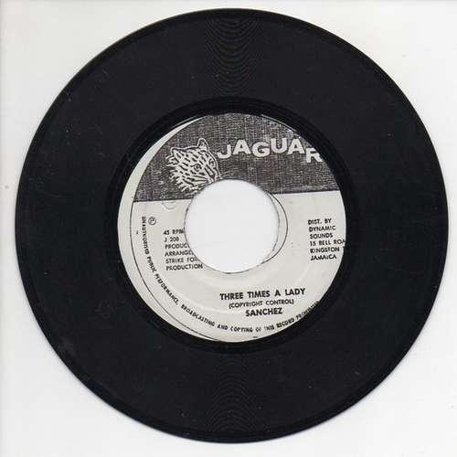 Bild Sanchez - Three Times A Lady (7) Schallplatten Ankauf