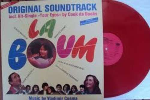 Bild Various - La Boum (Original Soundtrack) (LP, Album, Ltd, RE, Red) Schallplatten Ankauf