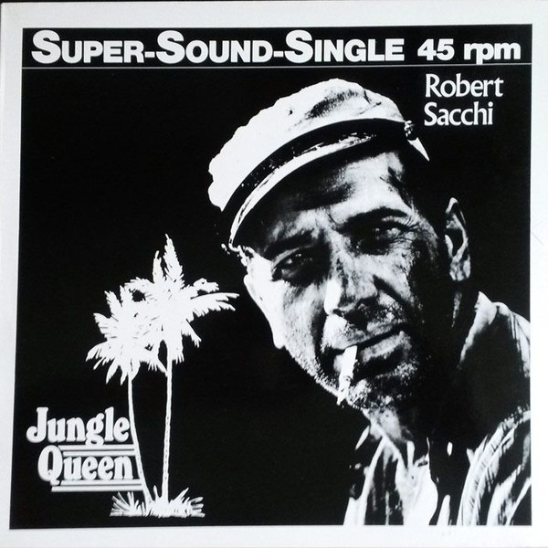 Cover zu Robert Sacchi - Jungle Queen (12) Schallplatten Ankauf