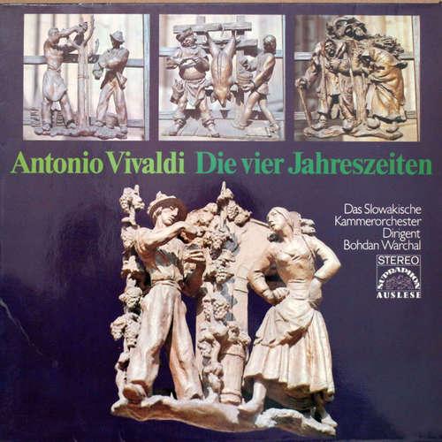 Bild Antonio Vivaldi - Das Slowakische Kammerorchester* , Dirigent Bohdan Warchal - Die Vier Jahreszeiten (LP, Album) Schallplatten Ankauf