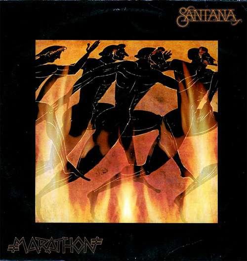 Bild Santana - Marathon (LP, Album) Schallplatten Ankauf