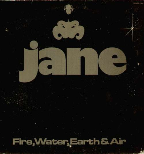 Cover Jane - Fire, Water, Earth & Air (LP, Album, Gat) Schallplatten Ankauf