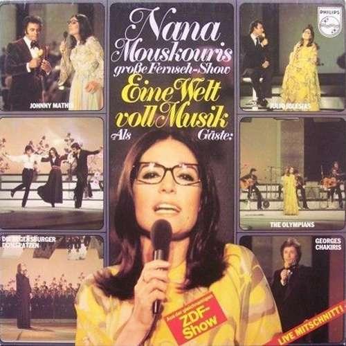 Bild Nana Mouskouri - Eine Welt Voll Musik (LP) Schallplatten Ankauf