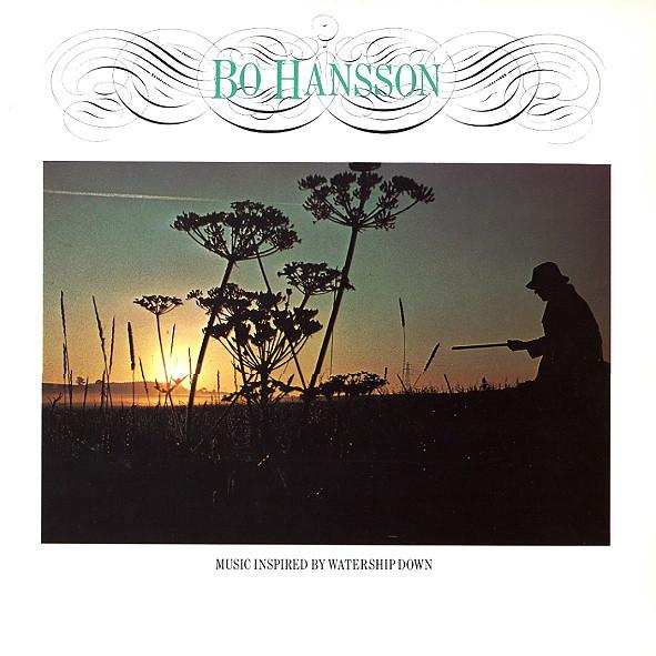 Bild Bo Hansson - Music Inspired By Watership Down (LP, Album) Schallplatten Ankauf