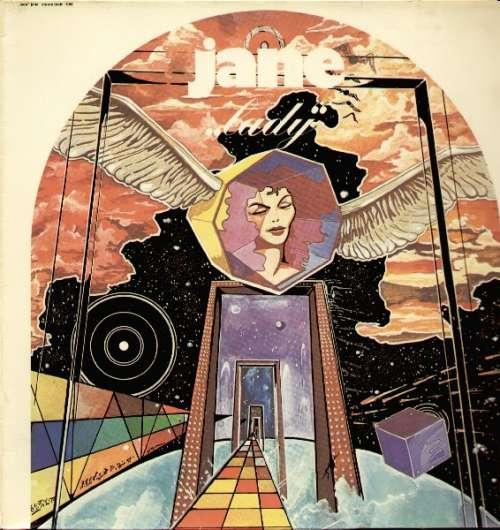 Cover Jane - Lady (LP, Album, Gat) Schallplatten Ankauf
