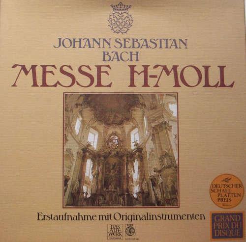 Bild Johann Sebastian Bach - Messe H-Moll (3xLP + Box) Schallplatten Ankauf