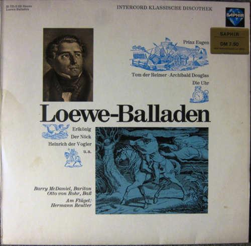 Bild Carl Loewe - Loewe-Balladen (LP, Album) Schallplatten Ankauf