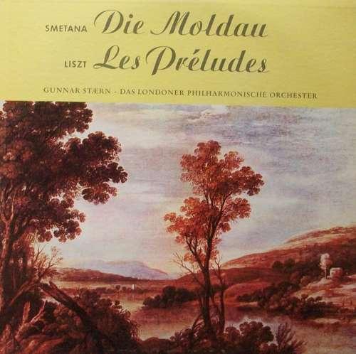 Bild Bedřich Smetana, Franz Liszt - Die Moldau, Les Préludes (LP) Schallplatten Ankauf