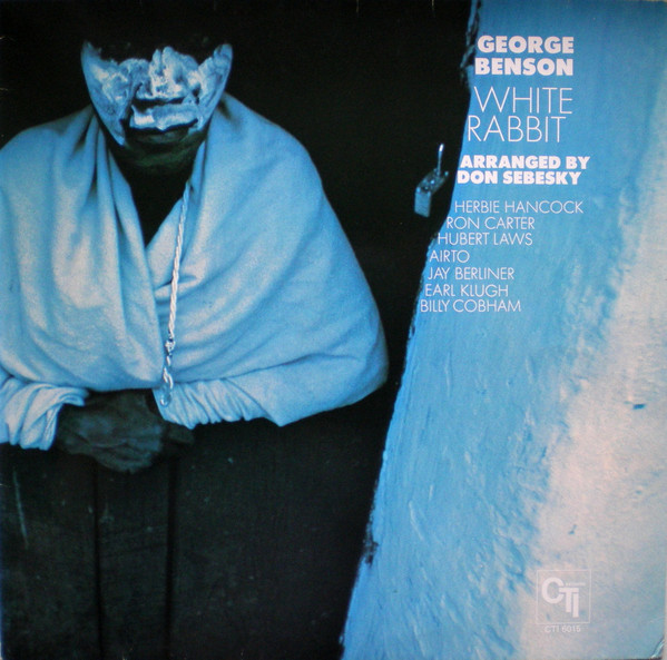 Cover George Benson - White Rabbit (LP, Album, RP) Schallplatten Ankauf