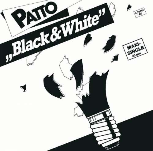 Cover Patto - Black And White (12, Maxi) Schallplatten Ankauf