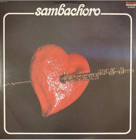 Cover zu Sambachoro - Sambachoro (LP, Album) Schallplatten Ankauf