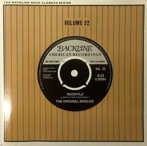 Bild Various - Rockfile Volume 22 (CD, Comp, RM) Schallplatten Ankauf